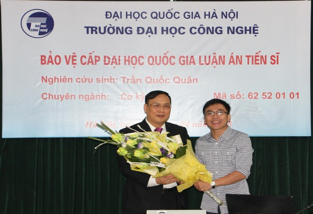 Tiến sĩ khoa học trẻ có nhiều bài báo quốc tế được tạp chí Forbes Việt Nam vinh danh - 1