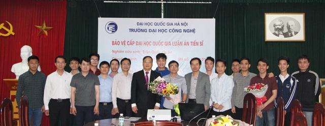 Tiến sĩ khoa học trẻ có nhiều bài báo quốc tế được tạp chí Forbes Việt Nam vinh danh - 2