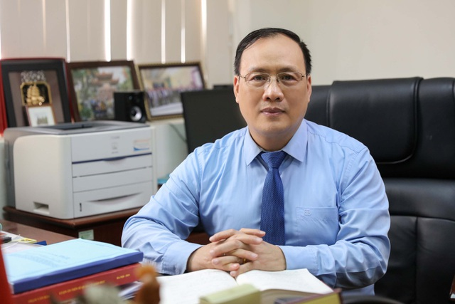 GS. TSKH Nguyễn Đình Đức
